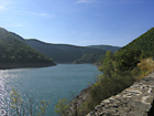 La vallée de l'Orb, ses lacs et ses plaines ensoleillées